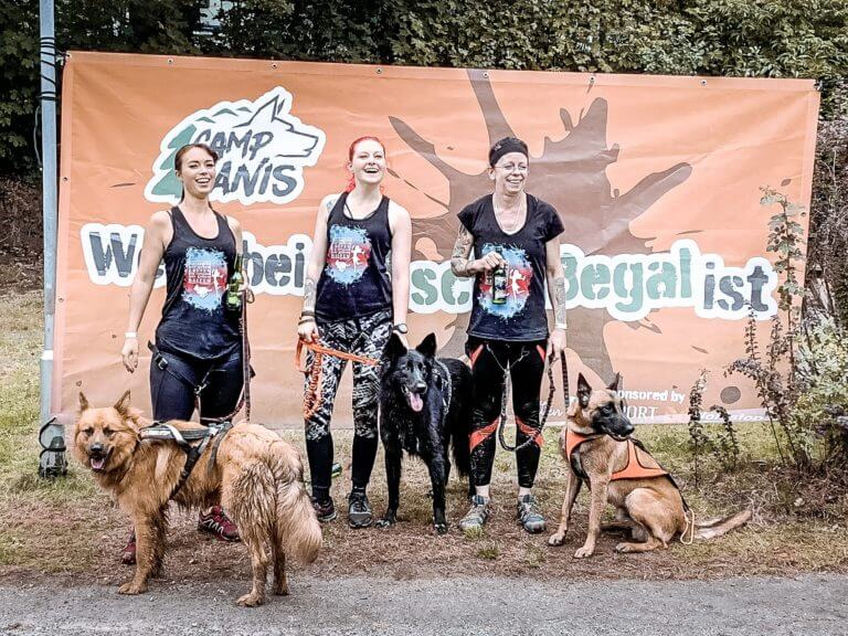 Camp Canis Wingst 2019 | Cani Cross | Zughundesport | Sport mit Hund |