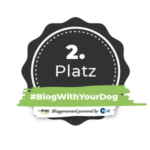 Blog With Yout Dog Award 2019